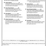 black bear menu
