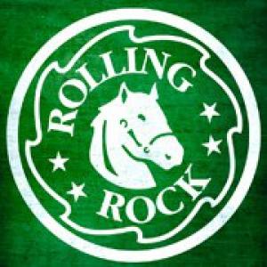 Rolling Rock Premium Beer Latrobe Brewing Co