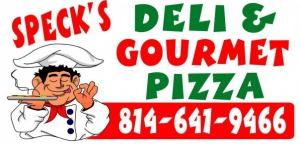 Speck's Deli & Gourmet Pizza