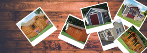 Waterloo Structures - Storage Shed