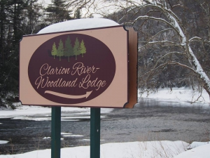 Clarion River - Woodland Lodge