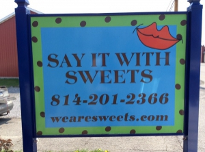 Say It With Sweets