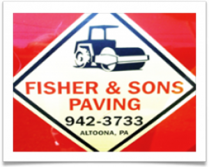 Fisher & Sons Paving