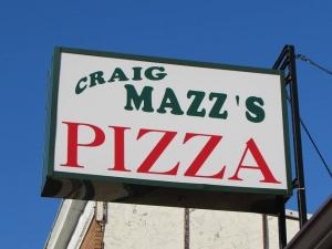 Craig Mazz's Pizza