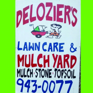 Delozier's Lawn Care and Mulch Yard