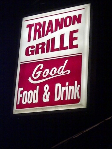 Trianon Bar and Grille