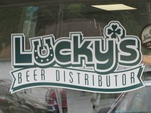 Lucky's Beer Distributor