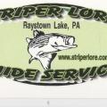 Striper Lore Guide Service