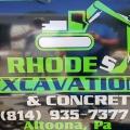 Rhodes Custom Excavation & Concrete