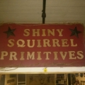 Shiny Squirrel Primitives