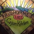 Prudhomme's Lost Cajun Kitchen