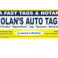 Nolan's Auto Tag Service