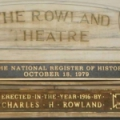 The Rowland Theatre